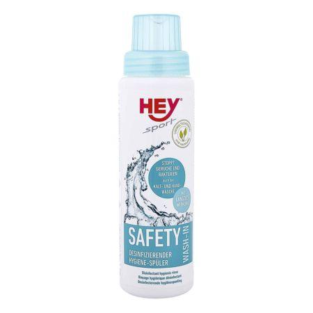 Hey Sport Safety Wash-In