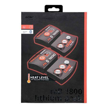 Lenz Lithium Pack rcB 1800