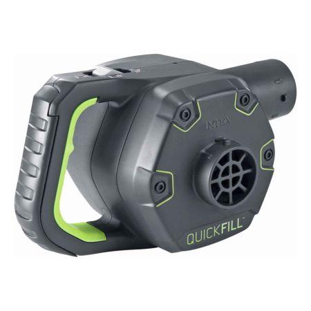 INTEX elektrische Luftpumpe, Volt Quick-Fill