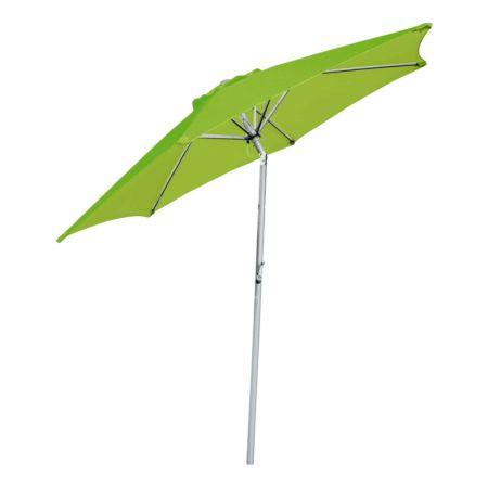 Sonnenschirm Athena Ø 250 grün