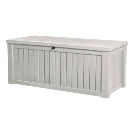Gartenbox Keter Rockwood 570L, weiss