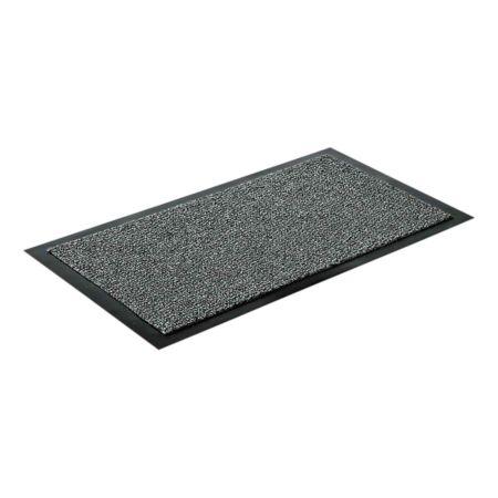 Türvorlage Dirty  40 x 60 cm grau