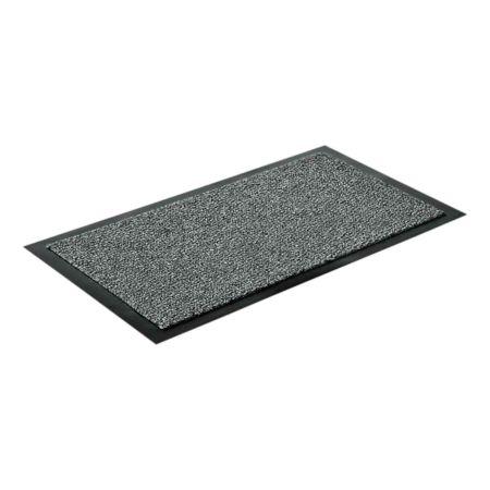 Türvorlage dirty  60 x 90 cm grau