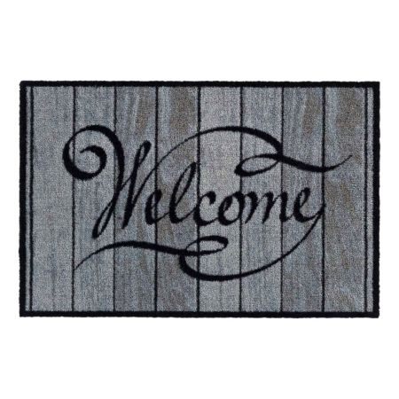 Türvorlage Ambiance welcome wood, 50 x 75 cm