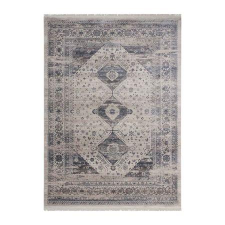 Wohnteppich Floor 109 Vintage silver 120 x 170 cm