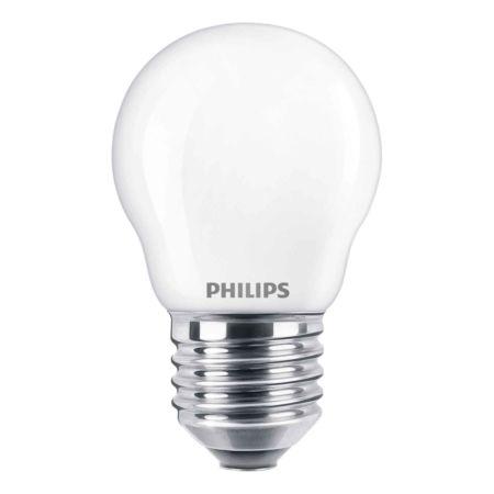 Philips LED Kugelform 4/25W E27 matt