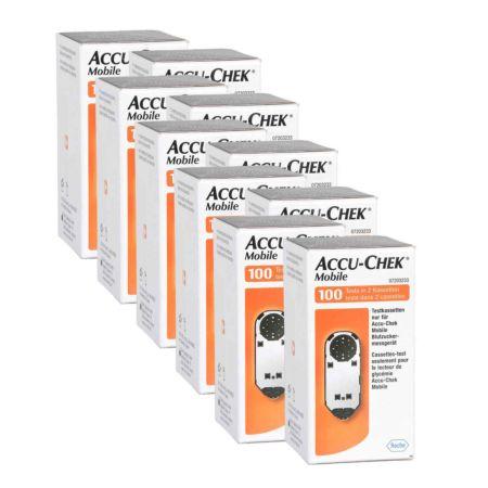 Roche Accu-Chek Mobile Teststreifen 10 x 100