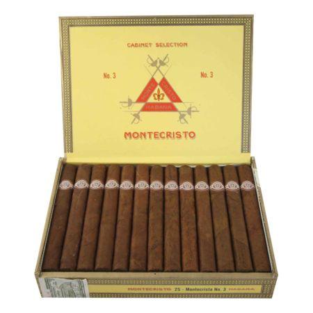 Montecristo Cabinet Selection No. 3