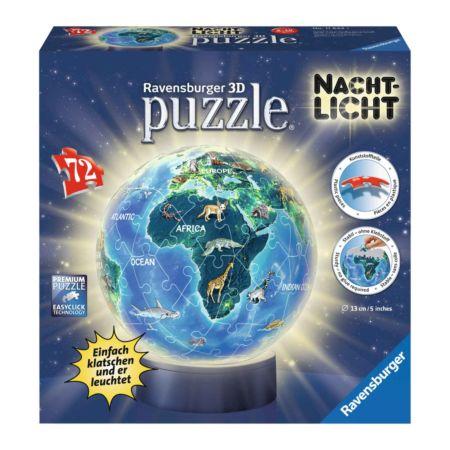 Ravensburger 3D Puzzle-Ball - Erde