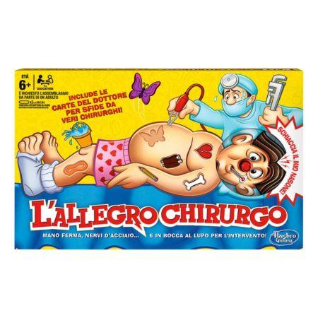 Hasbro L'Allegro Chirurgo Italienisch
