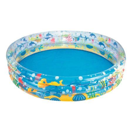 Bestway 3-Ring Pool Tiefsee