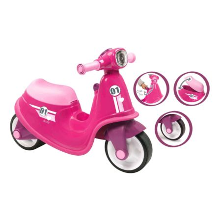 Smoby Scooter pink