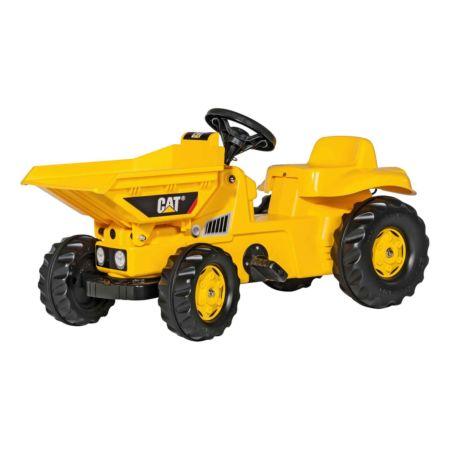 CAT Traktor mit Kippschaufel