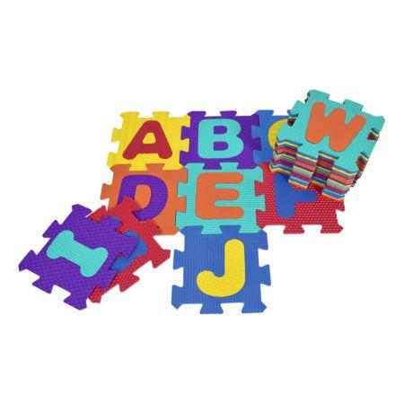 Puzzlematte Alphabet 26-teilig 30 x 30 cm