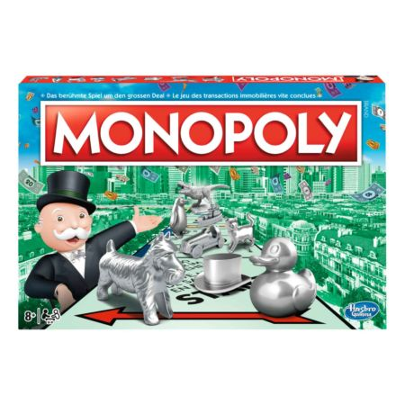 Monopoly Classic - Schweiz Edition