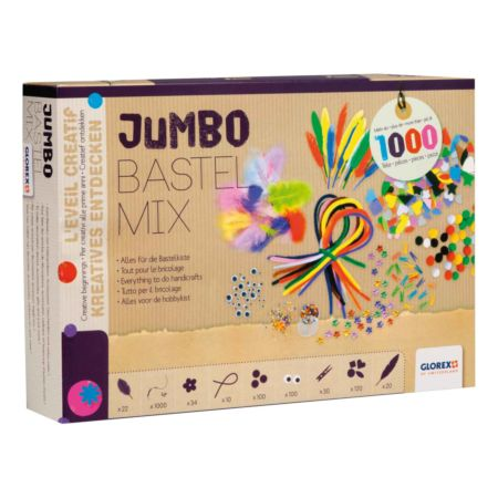 Jumbo Bastel Box