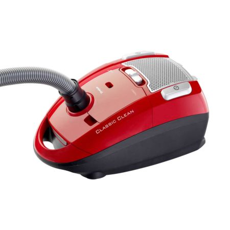 Trisa Staubsauger Classic Clean T6883, rot