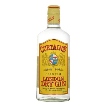 Gin Curtains 70cl