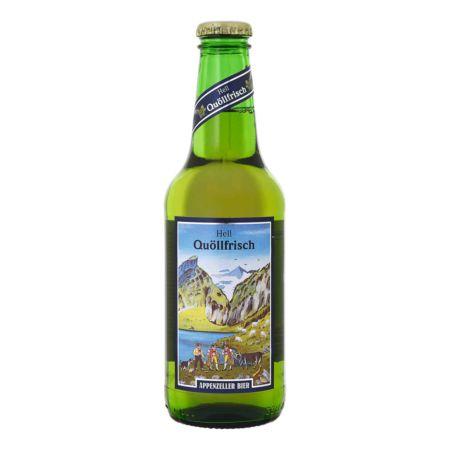 Appenzeller Lager Bier 10 x 33 cl