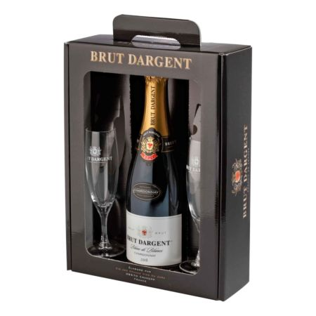 Coffrets Cadeaux Dargent Chard 75 cl