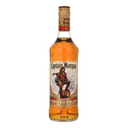 Gold Rum Captain Morgan 70cl