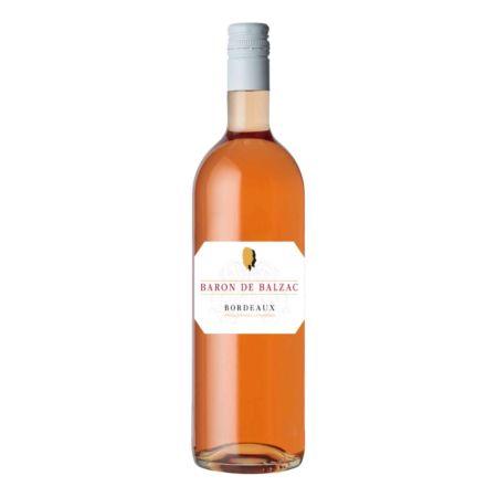 Baron De Balzac Bordeaux Rose AOC 75 cl