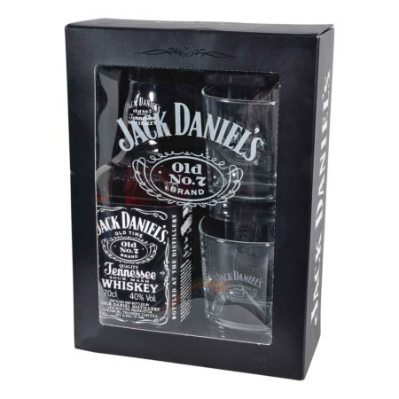 Jack Daniel's Whisky 40% Special Pack, 70 cl