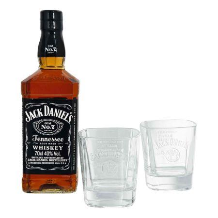 Jack Daniel's Whisky 40% Special Pack, 70 cl