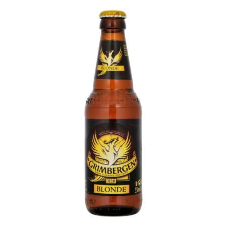 Grimbergen Bière d'Abbaye Blonde