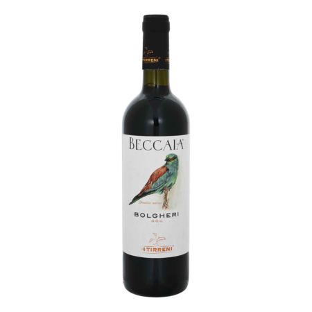 Beccaia Bolgheri Rosso DOC 75 cl