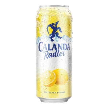 Calanda Radler Zitrone 12 x 50 cl