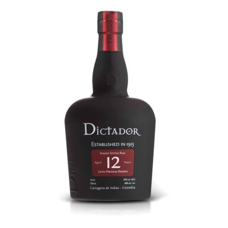 Rum Dictador 12 Years Old 70 cl
