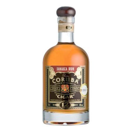 """Rum Coruba """"Cigar"""" 12 Years Old 70 cl"""