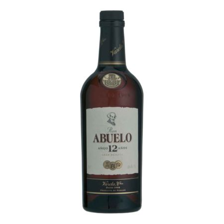 Rum Abuelo 12 Years Old 70 cl
