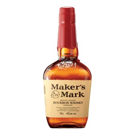 Maker's Mark Kentucky Straight Bourbon Whisky 70 cl