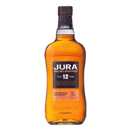 Jura 12 Years Old Single Malt Scotch Whisky 70 cl