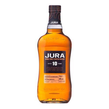 Jura 10 Years Old Single Malt Scotch Whisky 70 cl