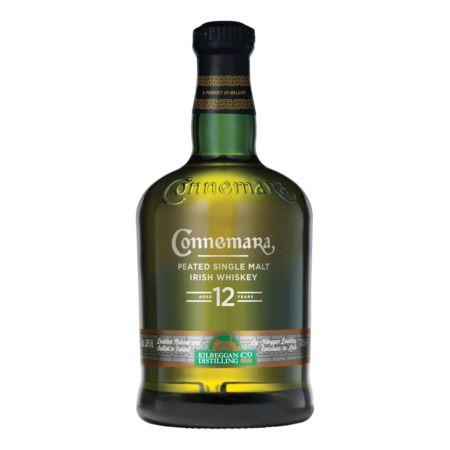 Connemara 12 Years Old Peated Single Malt Irish Whiskey 70 cl