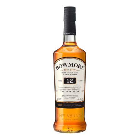 Bowmore 12 Years Old Islay Single Malt Scotch Whisky 70 cl