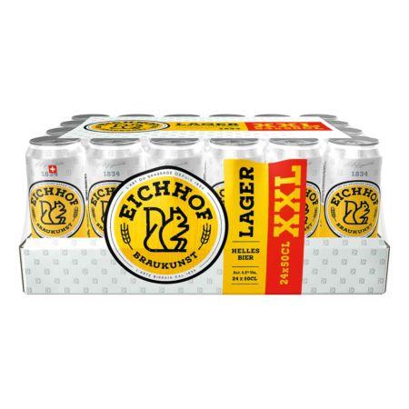 Eichhof Bier 24 x 50 cl