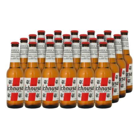 Ichnusa Anima Sarda Bier 24 x 33 cl