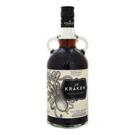 Kraken Black Spiced Rum 40% vol. 70 cl