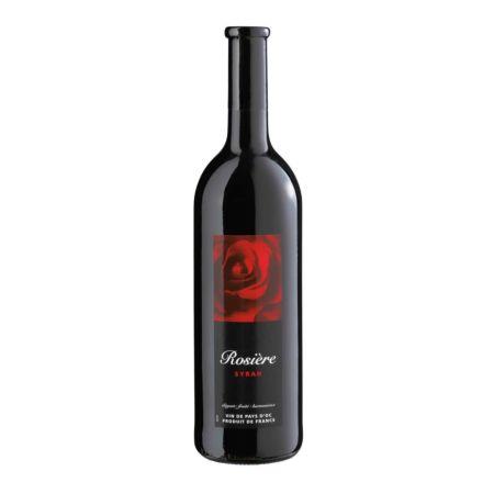 Rosière Syrah Vin rouge d'Oc IGP