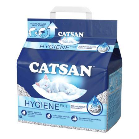 Catsan Hygiene Katzenstreu 10 Liter
