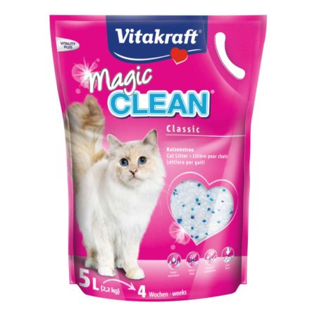 Vitakraft Magic Clean 5 Liter Katzenstreu