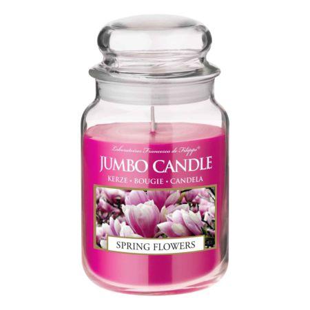 Jumbo Candle Duftkerze - Spring Flowers