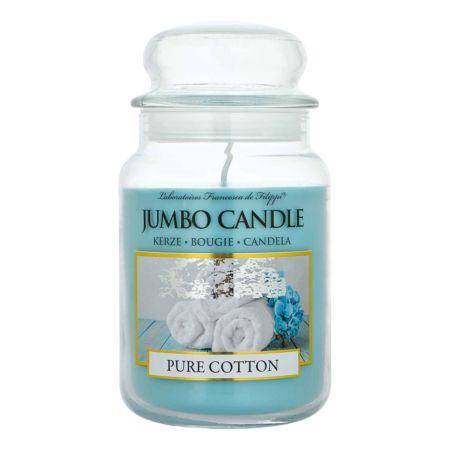 Jumbo Candle Duftkerze Pure Cotton