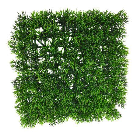 Grasmatte ohne Blumen 25 x 25 cm