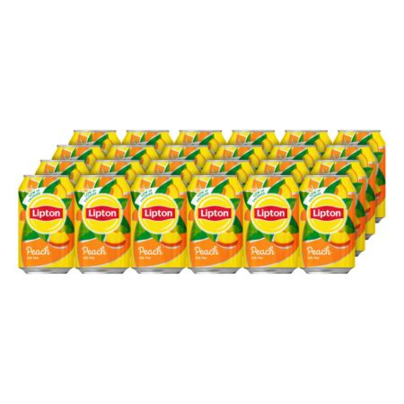 Lipton Ice Tea Peach 24 x 33 cl