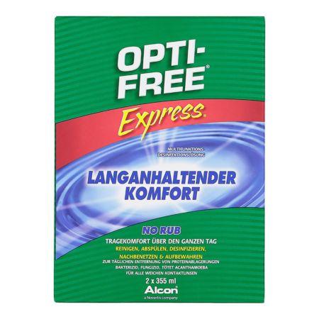 OptiFree Express Reinigung 2x 355 ml